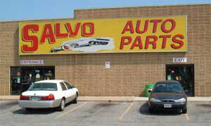 Bel Air, Salvo Auto Parts