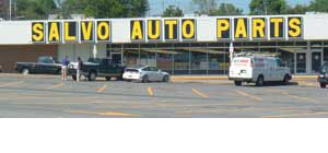Fullerton, Salvo Auto Parts