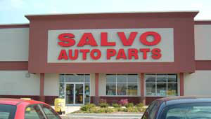 Glen Burnie, Salvo Auto Parts