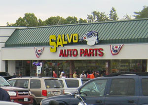 Perry Hall, Salvo Auto Parts