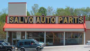 Woodmoor, Salvo Auto Parts